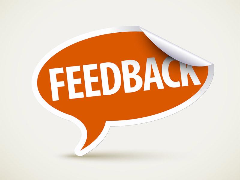 feedback6 1 - ۱۰ استراتژی برای ایجاد بک لینکهای بیشتر