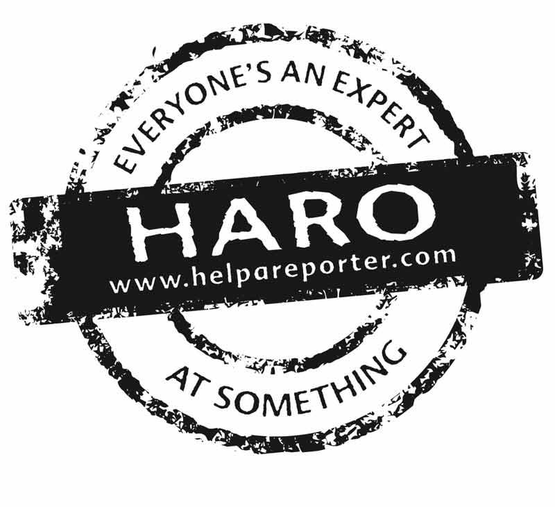 haro logo bk - ۱۰ استراتژی برای ایجاد بک لینکهای بیشتر