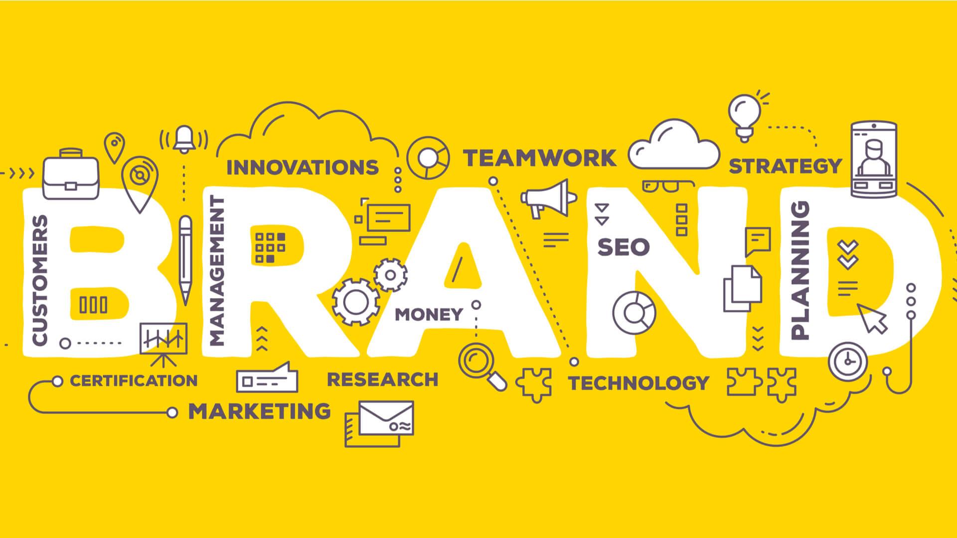 brand brand strategy shutterstock 443845492 - ترسیم استراتژی برند و راههای آن