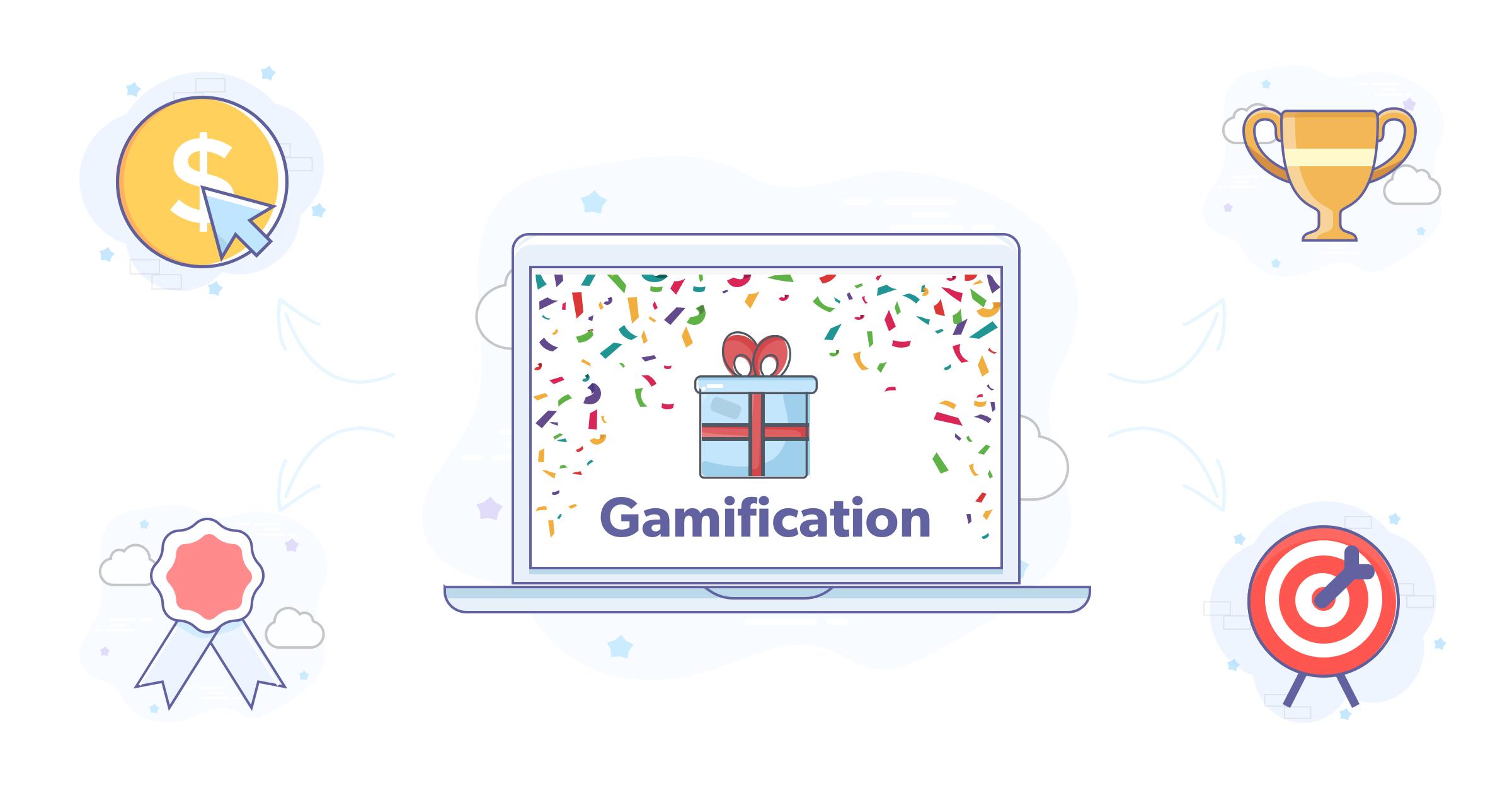 cover gamification v1 - گیمیفیکیشن در تبلیغات؛ زمین بازی برای جذب مشتری